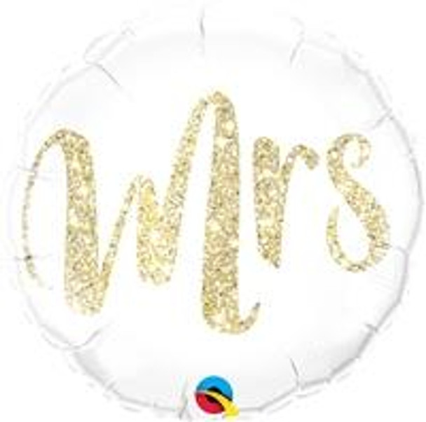 "18""Q Mrs. Mylar (5 count)"