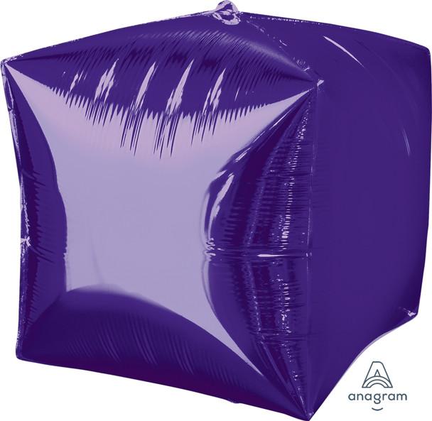 """15""""A Cubez, Purple(3 count)"""