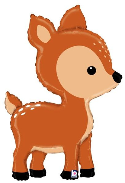 "39""B Animal Woodland Deer (1 count)"