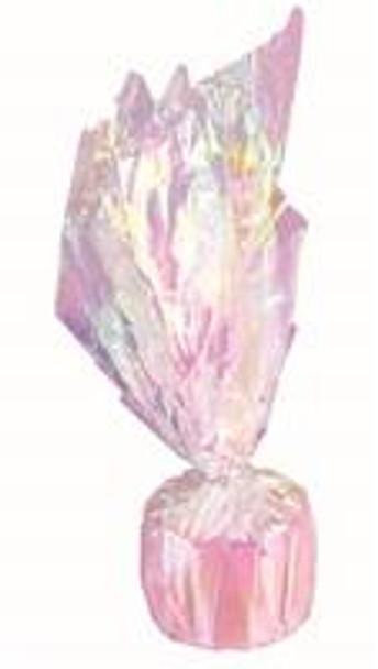 Balloon Weight Large, Iridescent