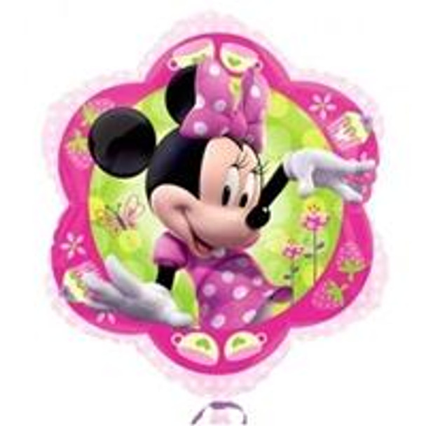 """18"""" Minnie Mouse, Flower (10 count)"""