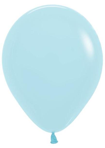 """5""""B Pastel Matte Blue(100 count)"""