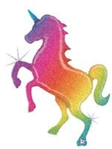 "54""B Unicorn, Glitter (1 count)"