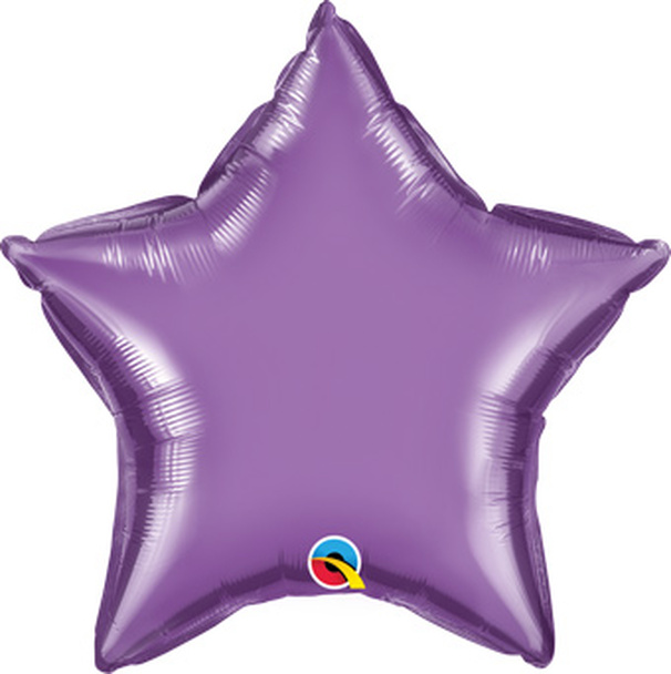 "20""Q Star Chrome Purple (10 count)"
