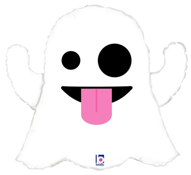 "28""B Ghost Emoji (1 count)"