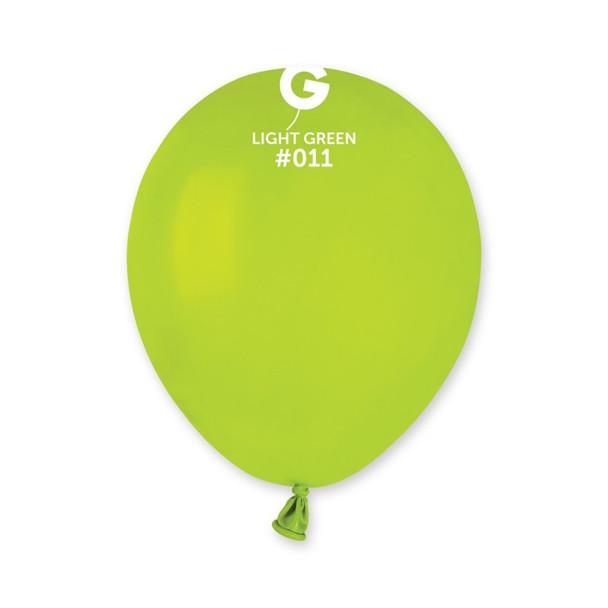 """5""""G Light Green(100 count)"""