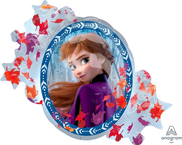 """30""""A Frozen 2, Frame Anna & Elsa(5 count)"""