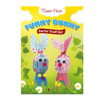 Funny Bunnies, Easter egg craft kit