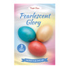Pearlescent glory, Easter Egg Dye Kit (Red, Blue, Yellow)