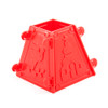 """Plastic Form for Easter Cheese """"Paskha"""", Large"""