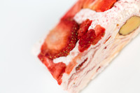 Soft Nougat Strawberry 100g