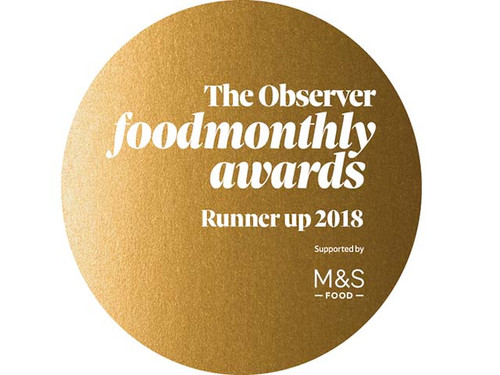 Observer Food Monthly Awards 2018