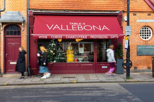 Our new Wimbledon Village shop!