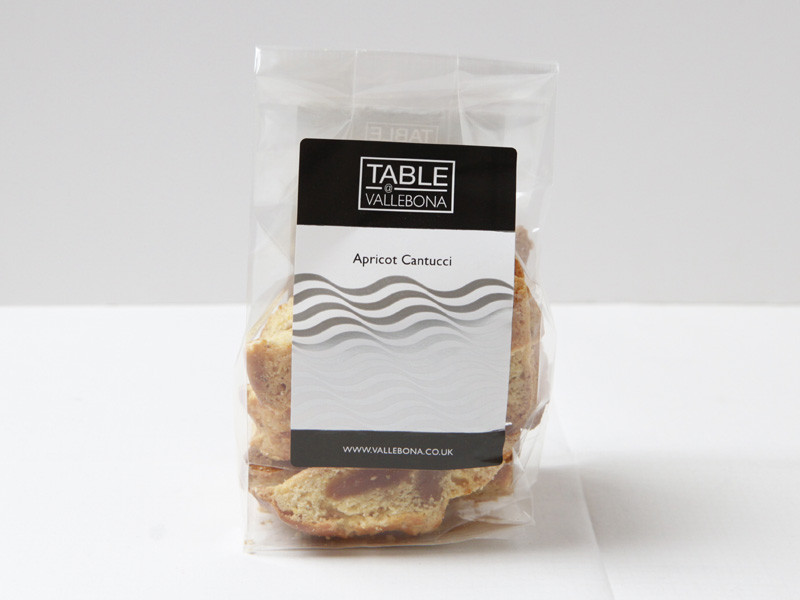 Apricot Cantucci 200g.
