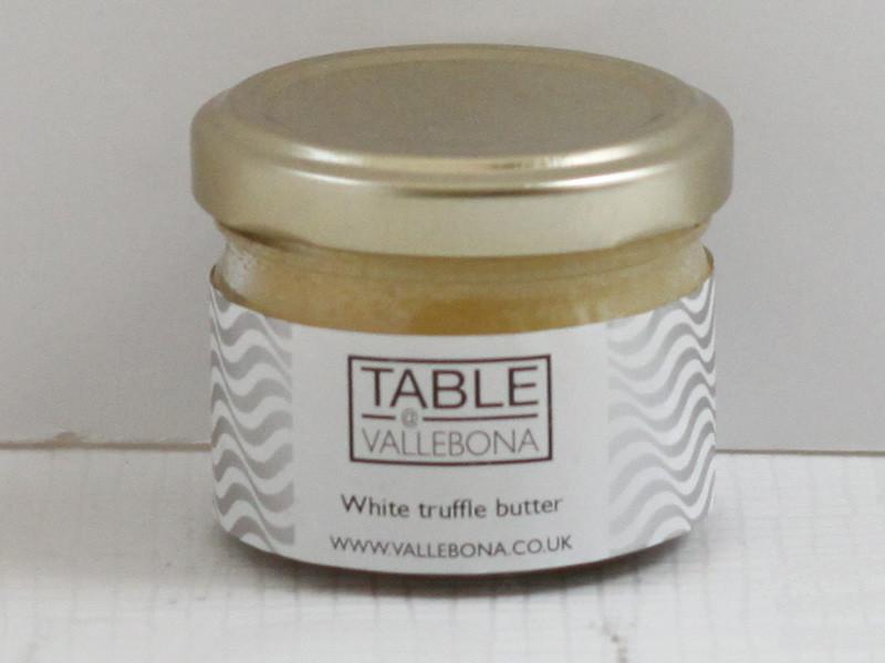 White Truffle Butter 50g.