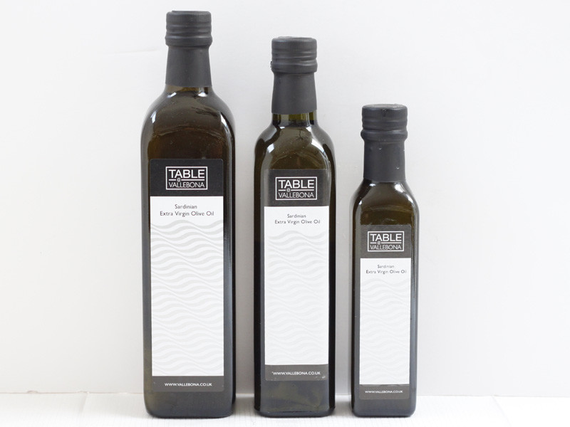 Sardinian Extra Virgin Olive Oil