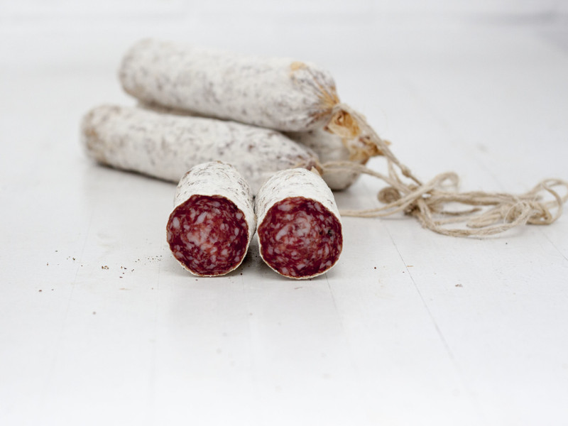 Salame al Tartufo-Truffle Salame