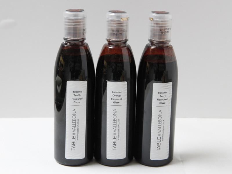 Balsamic Berry Flavoured Glaze