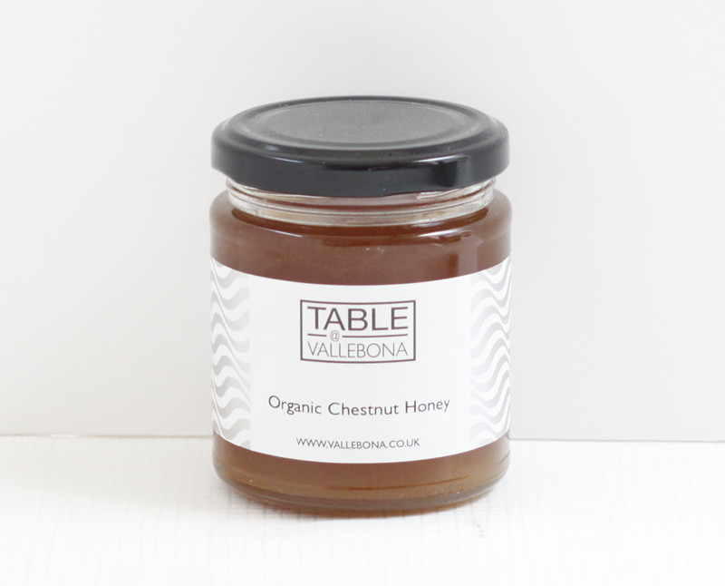 Chestnut Honey 250g