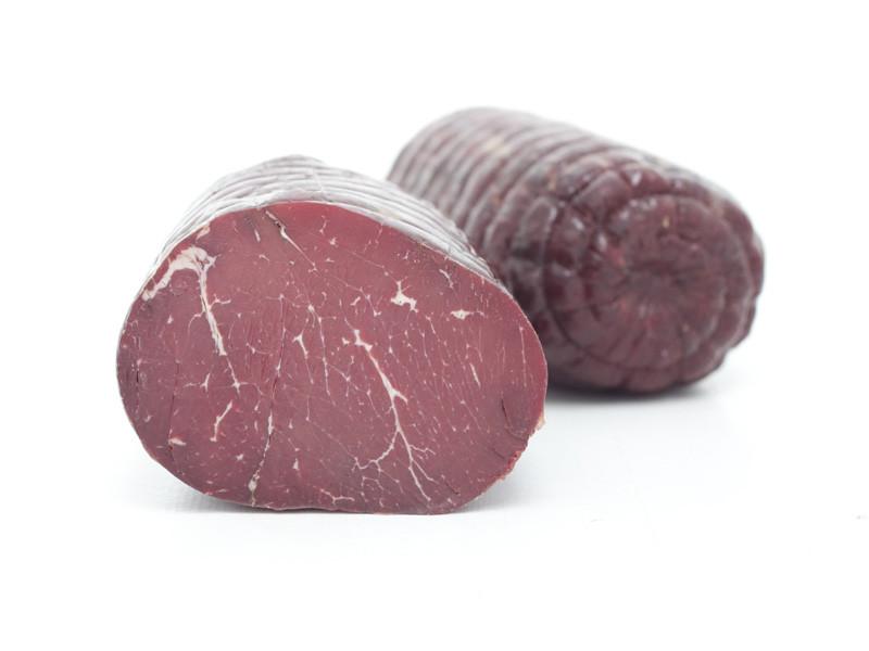 Beef Bresaola.