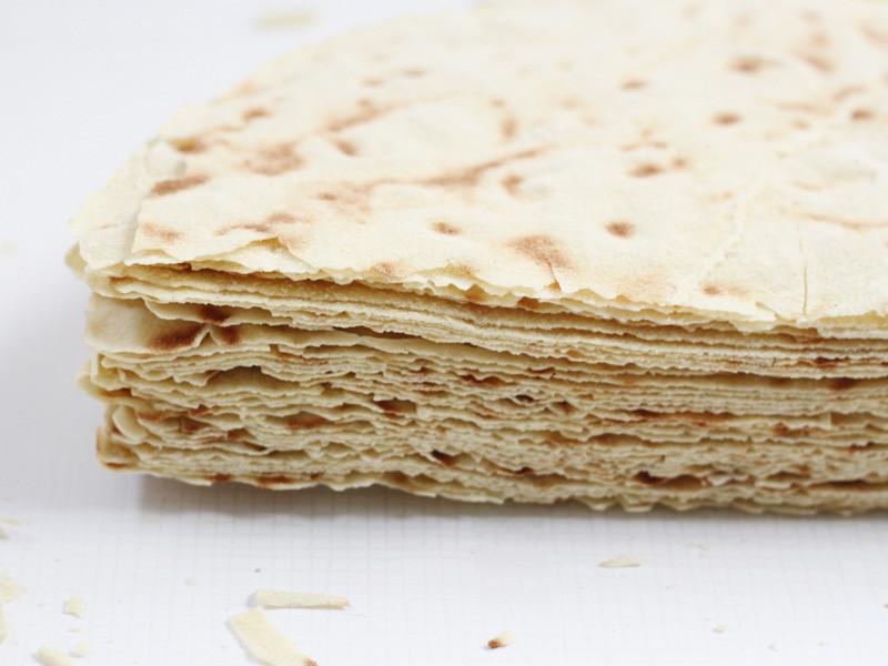 Music Paper Bread