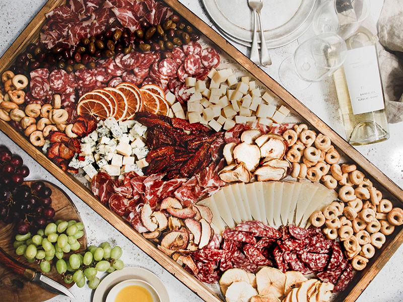Cheese & Salumi Sharing Board