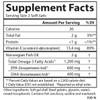 Super Omega-3 Fish Oil 250 Soft Gels (1,200 mg)