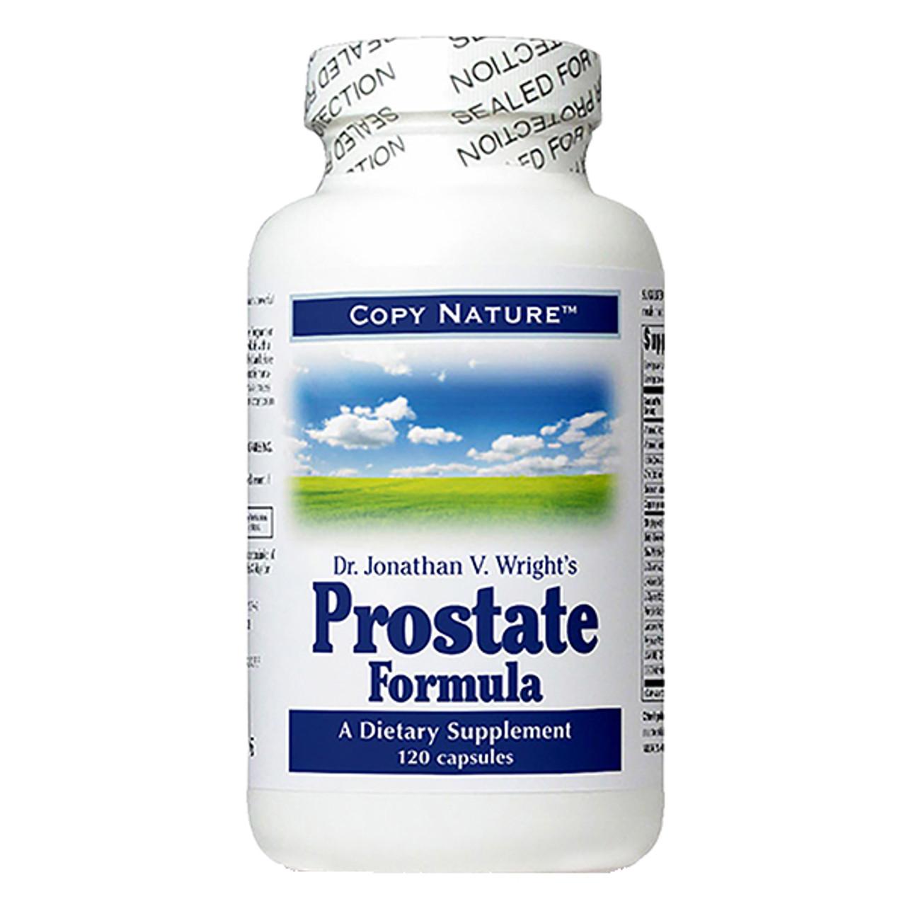 Dr. Wright's Prostate Formula 120 Caps