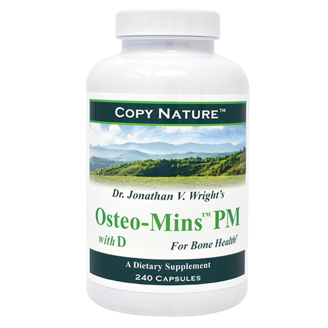 Osteo-Mins PM with Vitamin D 240 Caps