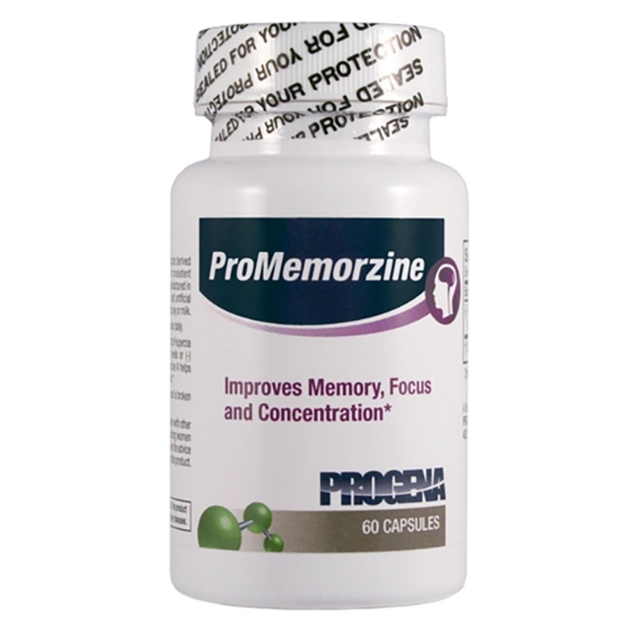 Pro Memorzine (Hupezine A)  60 caps (50 mcg)
