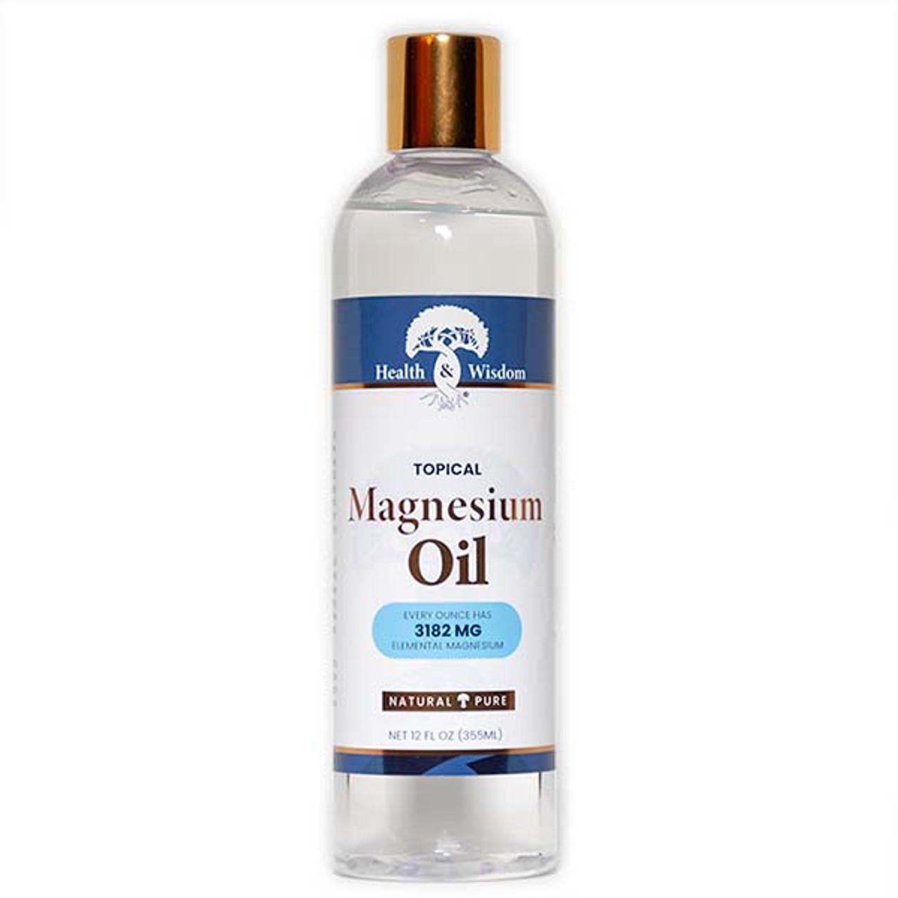 Magnesium Oil USP 12 oz.