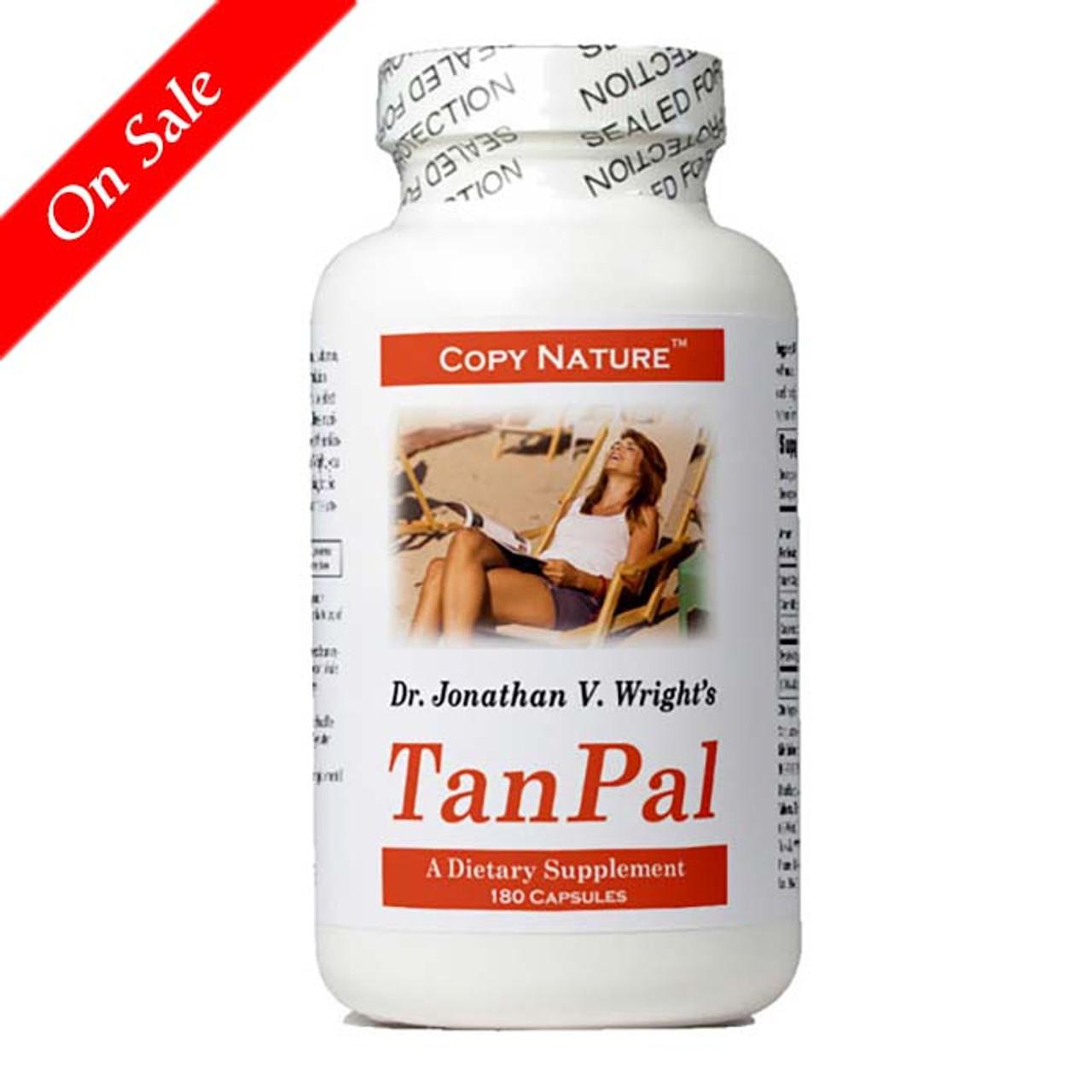 TanPal 180 Caps   (Expires  11-2021)