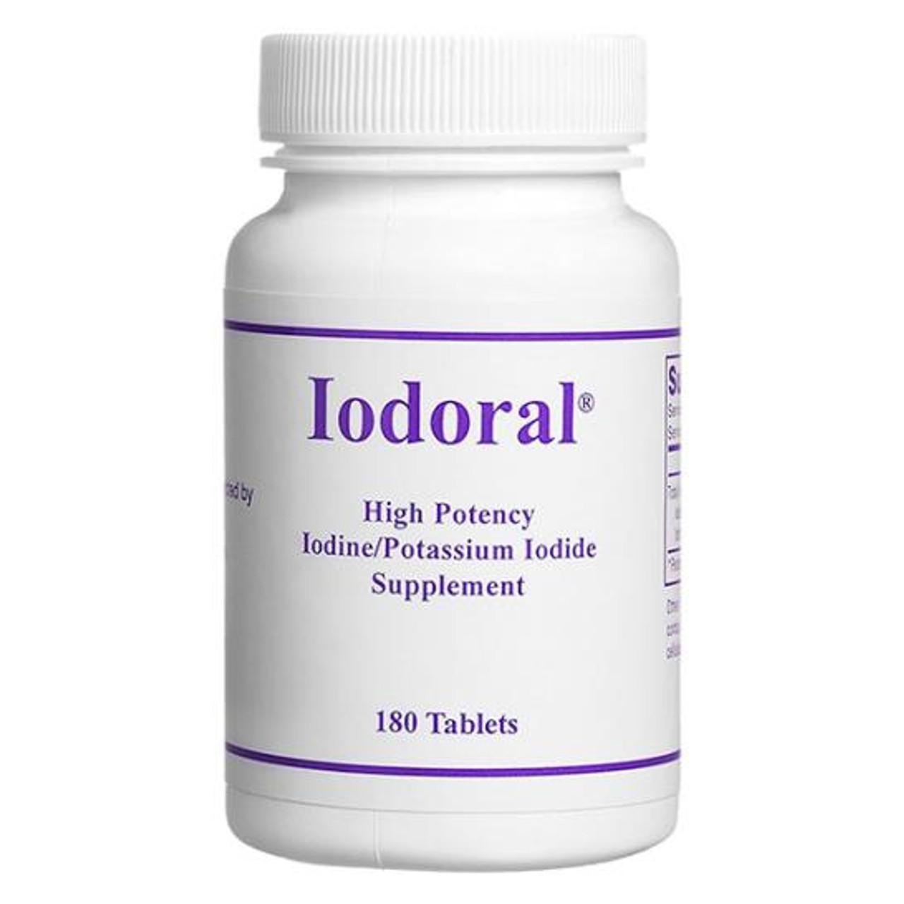 Iodoral 180 Tabs (12.5 mg)