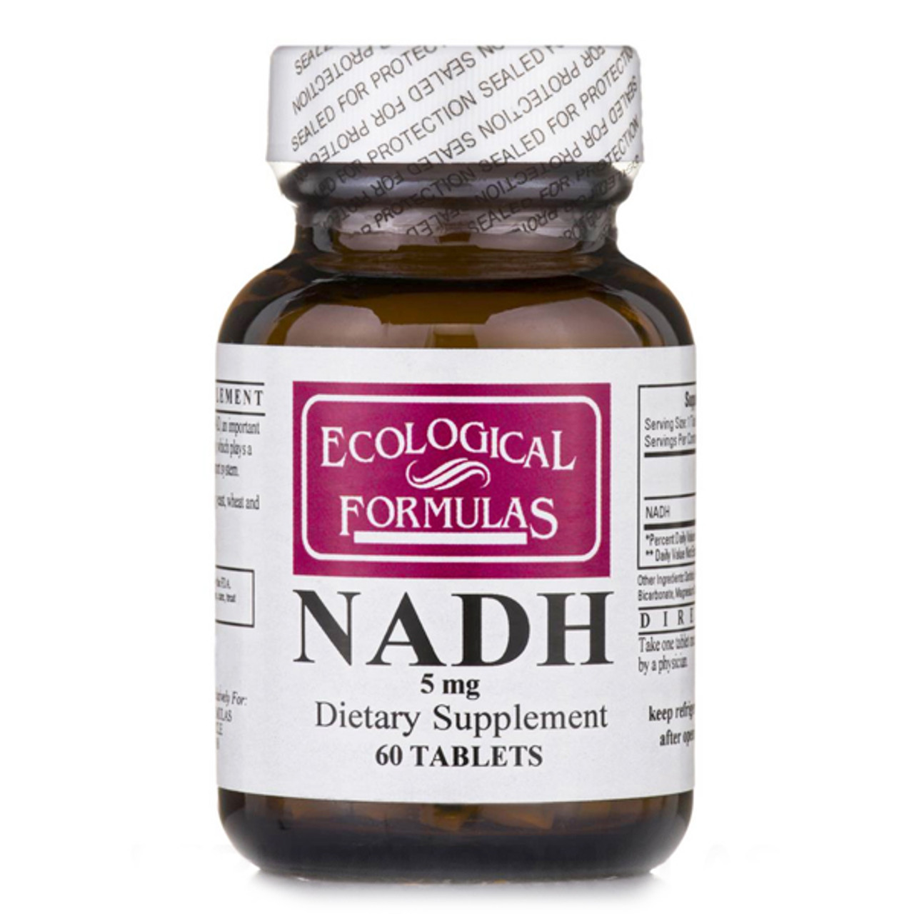NADH 60 Tabs (5 mg)
