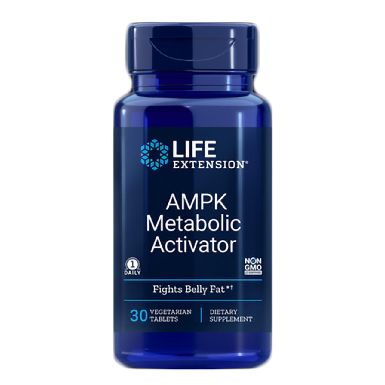 AMPK Metabolic Activator 30 Veg Tabs
