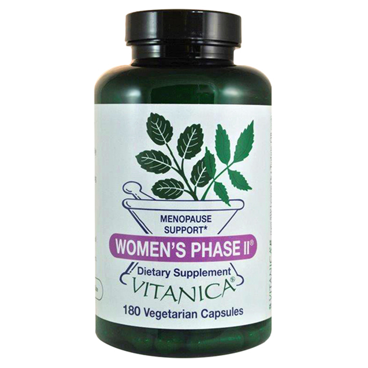 Women's Phase II 180 VCaps