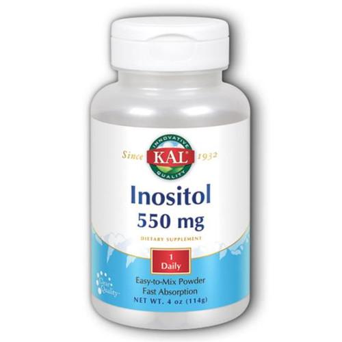 Inositol Powder 4 oz. (550 mg)