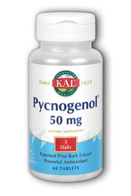 Pycnogenol 60 Tabs (50 mg)