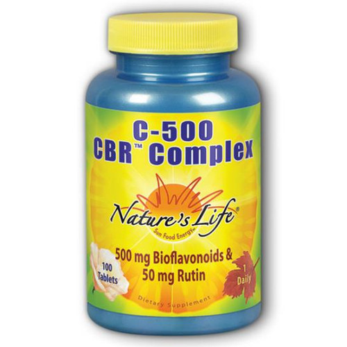 C-500 CBR Complex 100 tabs