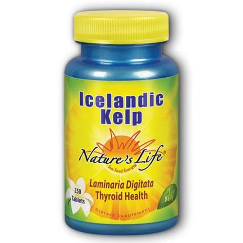 Icelandic Kelp 250 tabs