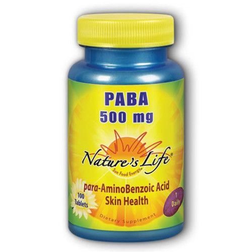 Paba 500 mg 100 tabs