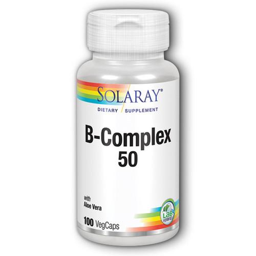 B-Complex 50 100 VCaps