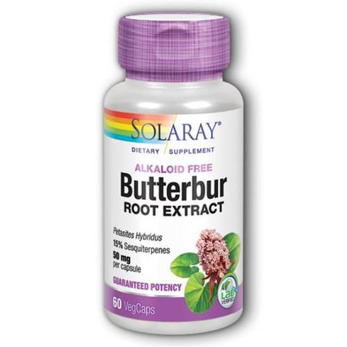 Butterbur 60 Caps (50 mg)
