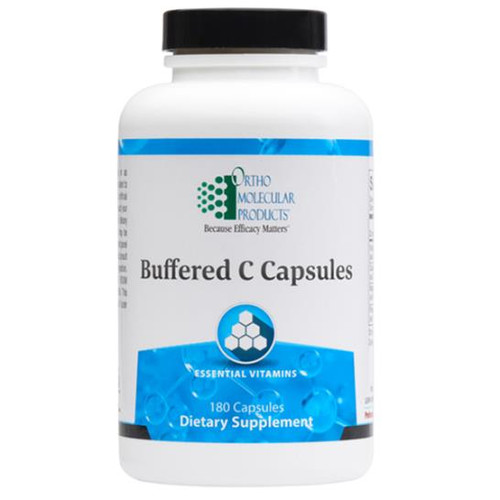 Buffered Vitamin C Capsules 180 Caps