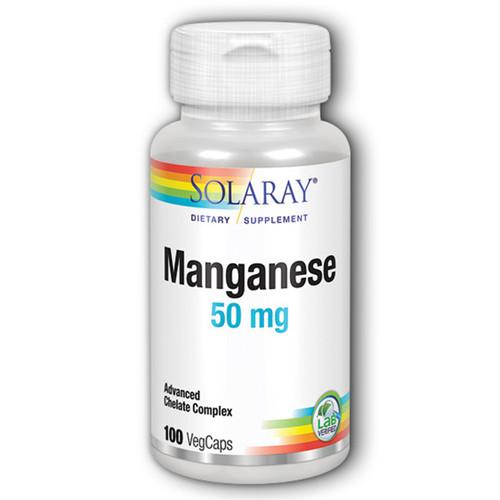 Manganese 100 Caps (50 mg)