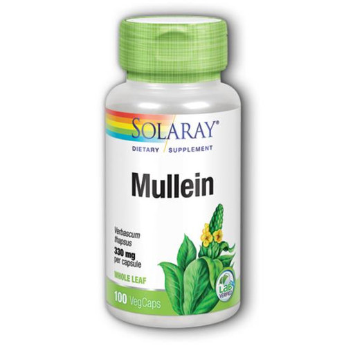 Mullein 100 Caps (330 mg)