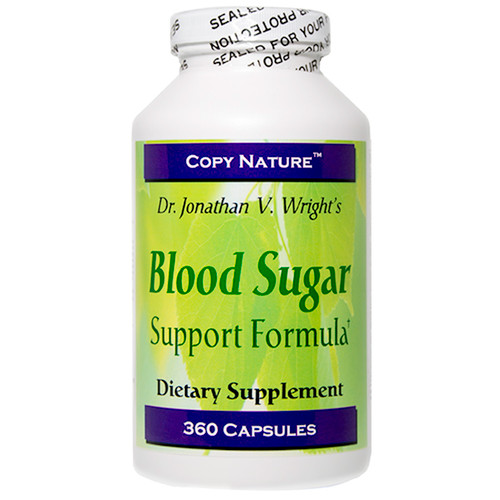 Blood Sugar Support Formula 360 Caps