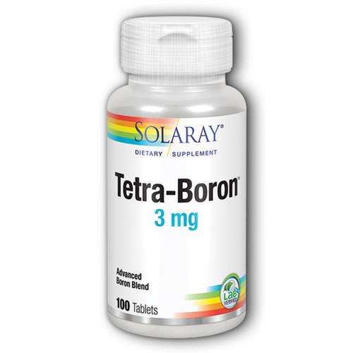 Tetra-Boron 100 Tabs (3 mg)