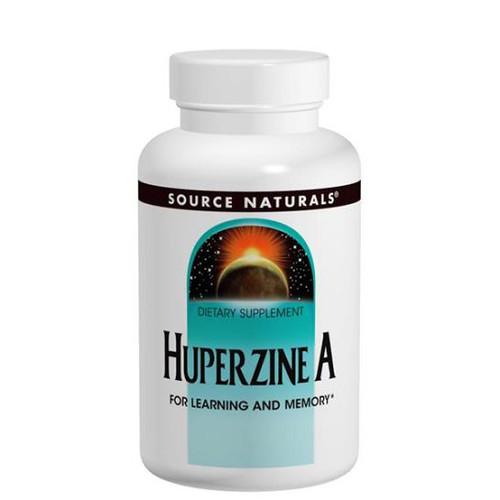 Huperzine A 120 Tabs (200 mcg)