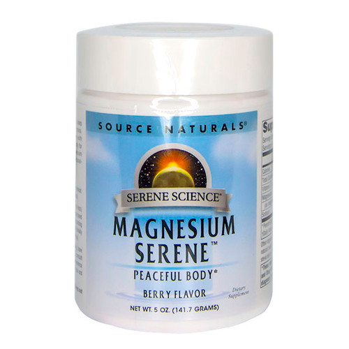 Magnesium Serene (Berry Flavor) 5 oz.